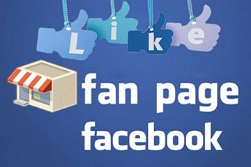 Facebook Fanpage 360x240