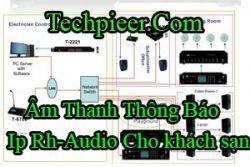 Am Thanh Thong Bao Ip Rh Audio Cho Khach San