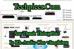 Am Thanh Thong Bao Ip Rh Audio Cho Van Phong