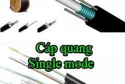 Cap Quang Single Mode