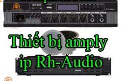 Thiet Bi Amply Ip Rh Audio