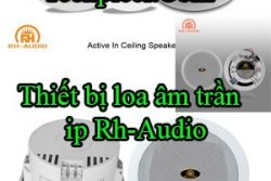Thiet Bi Loa Am Tran Ip Rh Audio