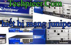Thiết bị mạng juniper