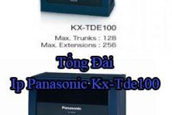 Tong Dai Ip Panasonic Kx Tde100