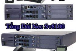 Tong Dai Nec Sv8100
