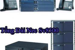 Tong Dai Nec Sv8500