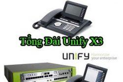 Tong Dai Unify X3