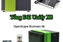 Tong Dai Unify X8