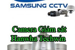 Camera Giam Sat Hanwha Techwin