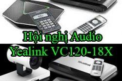 Hoi Nghi Audio Yealink Vc120 18x