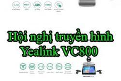 Hoi Nghi Truyen Hinh Yealink Vc800