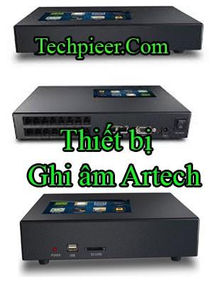 Thiet Bi Ghi Am Artech