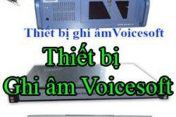 Thiet Bi Ghi Am Voice Soft