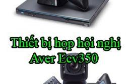 Thiet Bi Hop Hoi Nghi Aver Ecv350