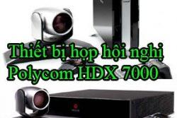 Thiet Bi Hop Hoi Nghi Polycom Hdx 7000