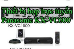 Thiet Bi Hop Truc Tuyen Panasonic Kx Vc600