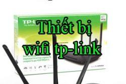 Thiet Bi Wifi Tp Link