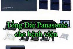 Tong Dai Panasonic Cho Benh Vien