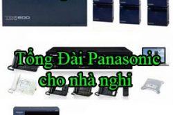 Tong Dai Panasonic Cho Nha Nghi