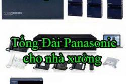 Tong Dai Panasonic Cho Nha Xuong