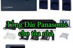 Tong Dai Panasonic Cho Toa Nha